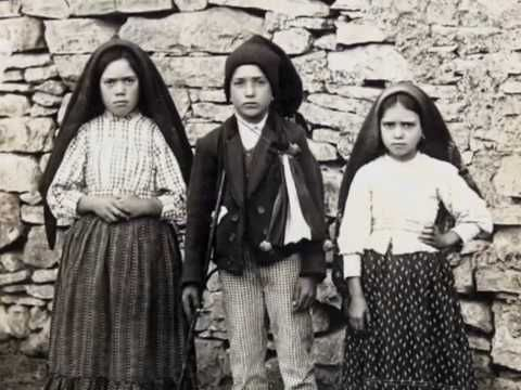 Le apparizioni e il messaggio di Fatima ai tre pastorelli