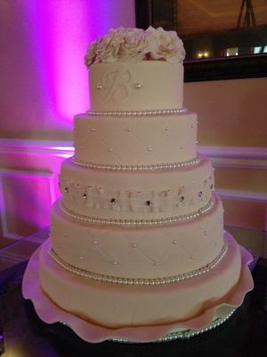 27 best Wedding Cakes images on Pinterest Cake cookies