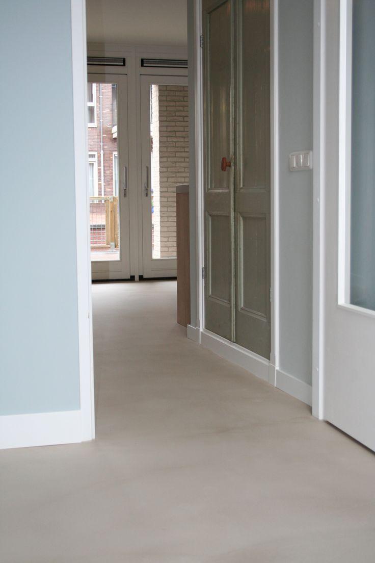 """Vloer en Zo - Pandomo Floor in onze nieuwe kleur """" Sand"""". Exclusief verkrijgbaar bij Vloer en Zo."""