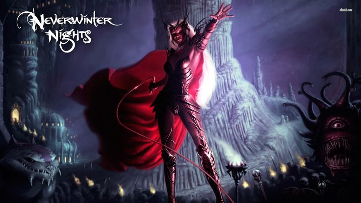 Neverwinter Nights Hordes of the Underdark