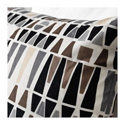 IKEA - MALISEN, Cushion, Option for Master. These are a bit more expensive but really lovely cushions. Need 2. Can then buy a red throw or use with your folded existing doona cover. NB: With all your master bed options you will have a base of white doona cover and 4 x white pillows