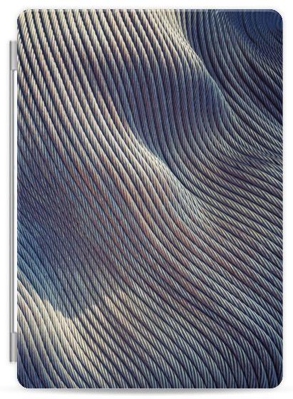 Casetify iPad Air 2 Funda con fotos - Fabric Distortion iA by Daniac #Casetify