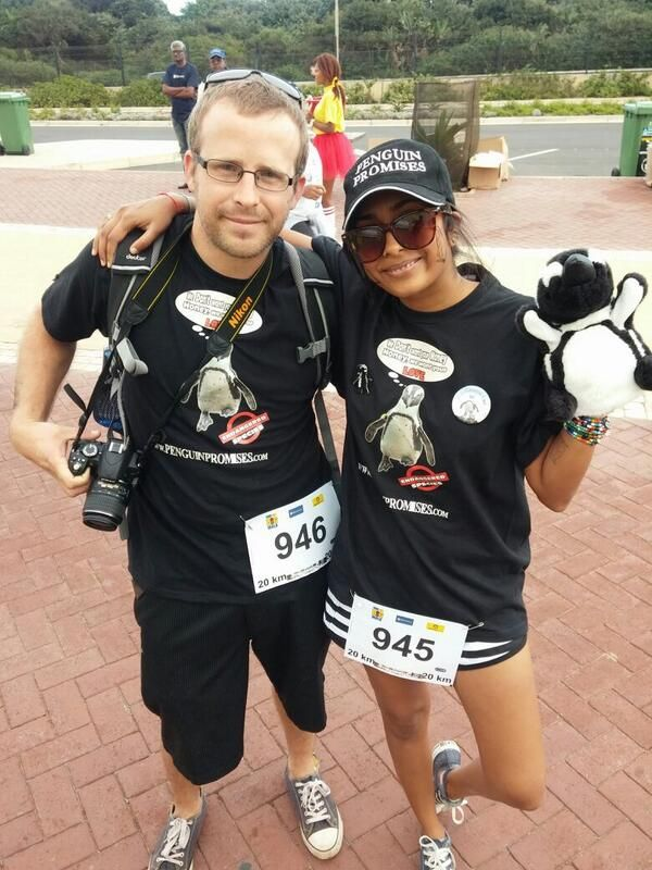 Checkout the folks from http://penguinpromises.com  #BigWalkDurban. @ecr9495