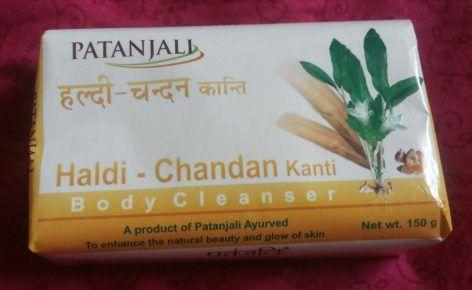 Patanjali Haldi Chandan Kanti Body Cleanser – Review & Price