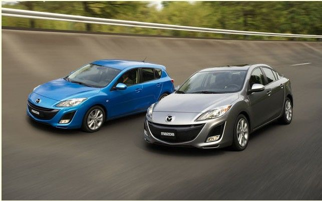 Here is a portfolio of twelve pictures of the new Mazda3 and Mazda3 Sport 2010   #car #cars guide #Mazda #Mazda3 / 3 Sport pictures by the dozen #New models #News #The Car Guide #the cars