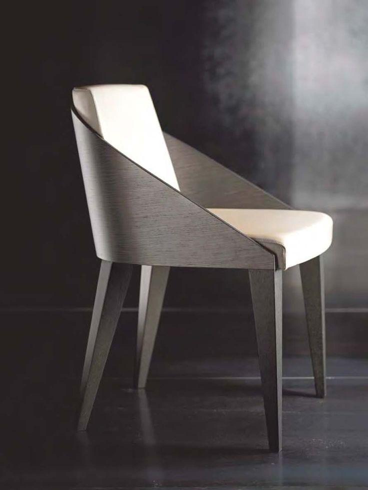 Diva Armchair, Transitional Dining Room Design at Cassoni.com