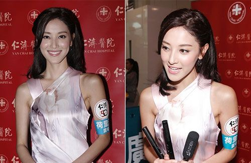 Grace Chan Reveals Wedding Date, Kevin Cheng is Clueless