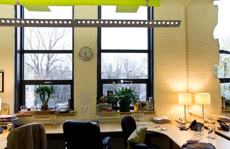 The Yingo office
