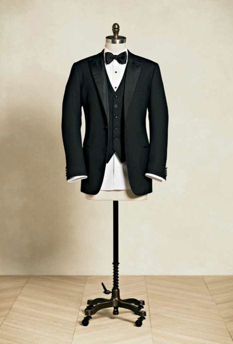 Need a tux? J. Hilburn has formal clothing as well.