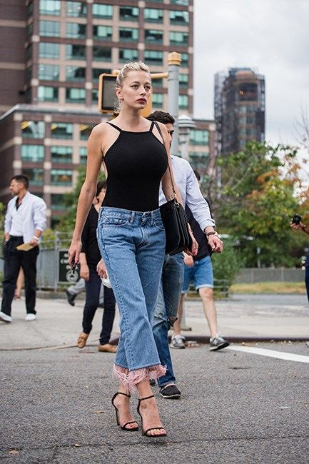 Street Style New York Fashion Week SS16