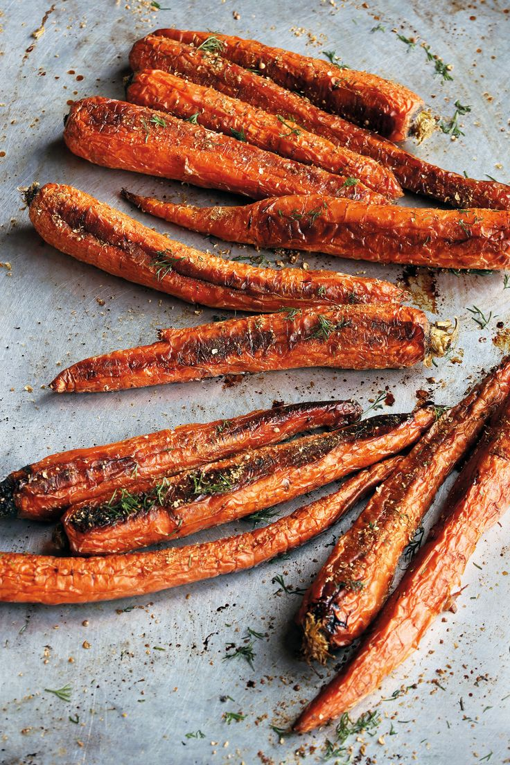 This James Beard-Worthy Carrot Dish Is the Side Your Seder Needs from InStyle.com