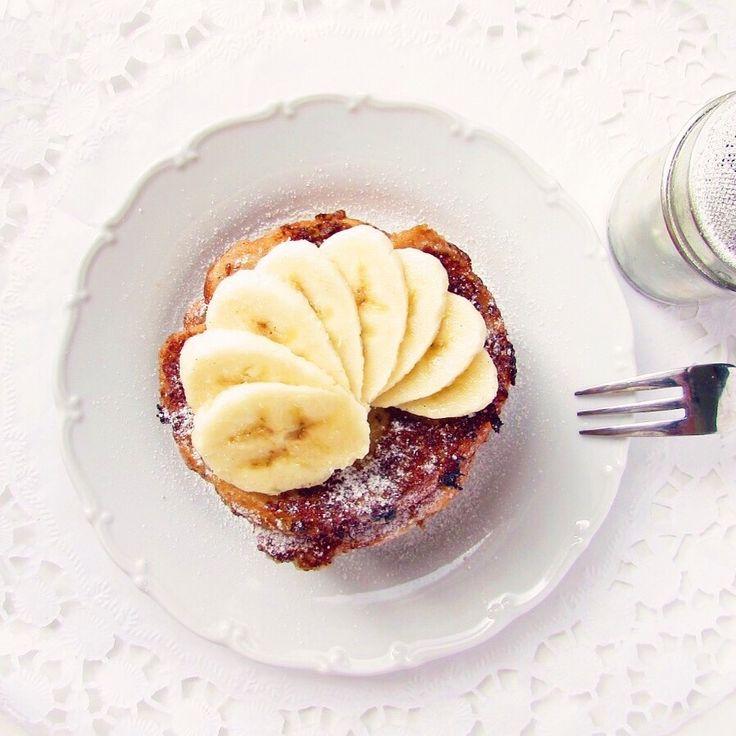 Francouzský toust – A co teda jíš? – Veganské recepty