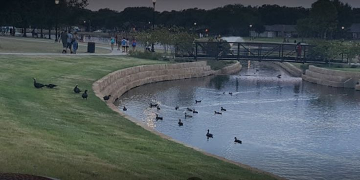 Bedford Boys Ranch is the heart of the City of Bedford with a large park, recreation center and aquatic center.  http://www.bedfordtx.gov/parks/recreation/