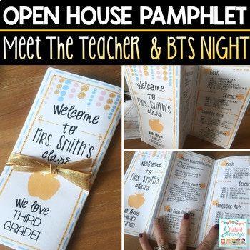 Best 25+ Open house brochure ideas on Pinterest Back to school - open house flyer