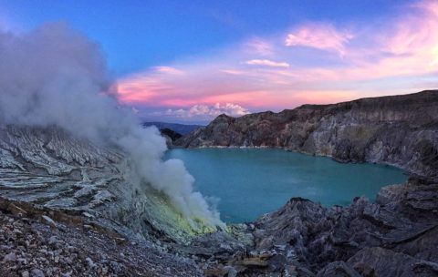 Kawah Ijen – 5 Hal Penting untuk Pendakian Gunung Ijen
