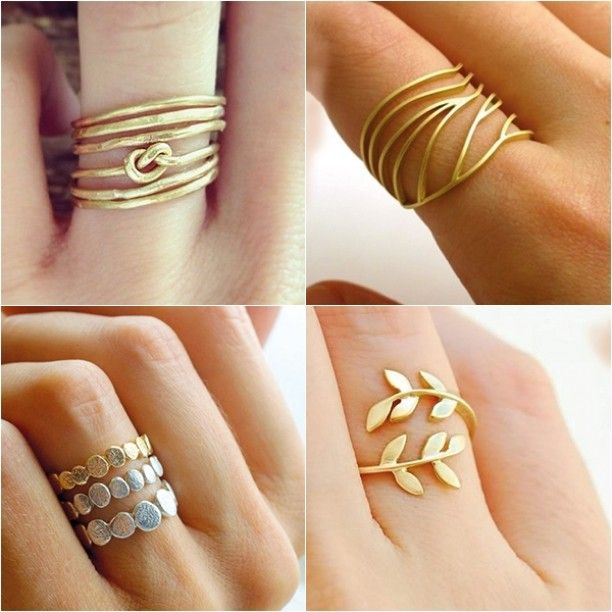 Elegant and stylish rings... So which one you love the most??? #rings #pretty #stylish #trendy #fashion #beautiful #jewellery #smart #elegant #gold #me #love #likeforlike #instapic #followforfollow #instalove #instadaily #ringslove #cute #nicecollection #simple #amazing
