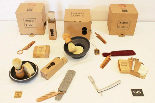 For men who know what they want! Handmade #shaving #accessories from #gisdeisgn #greekbrand new #GBN17 #madeinGreece