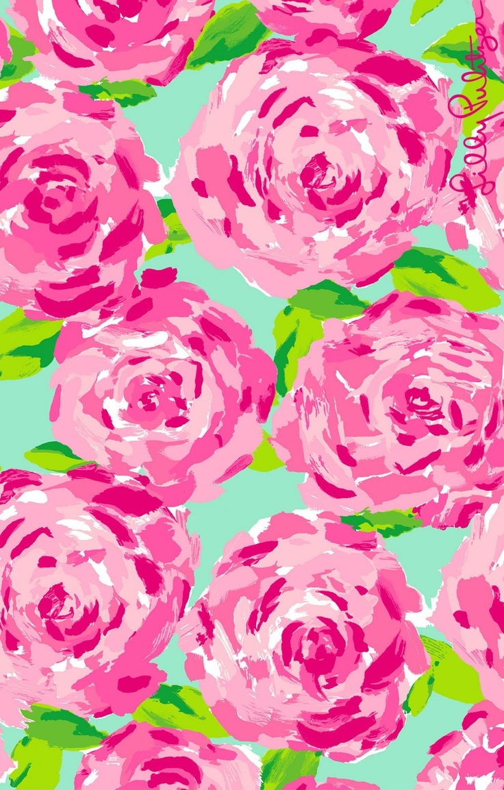 I Wanted To Share A Few Lilly Pulitzer Iphone Backgrounds Ive Come Across