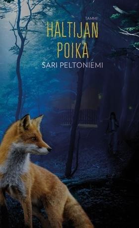 Haltijan poikaon jatkoa kirjalle Kuulen kutsun metsänpeittoon. Maagisen kertojan uusi romaani ammentaa aineksia niin kauhutarinoista kuin pohjoisesta mytologiastakin.