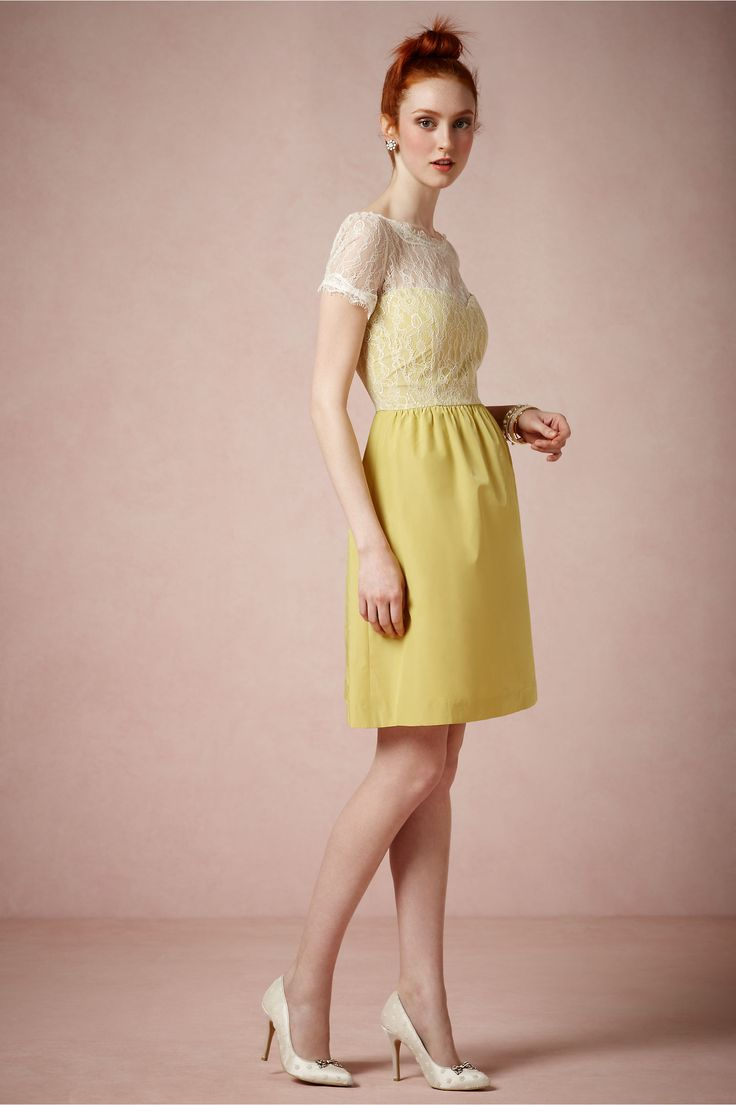 Sorbetto Dress from BHLDN