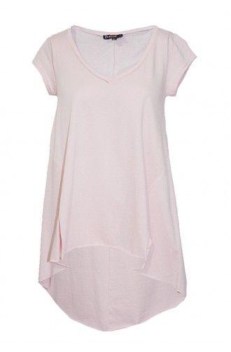 """Μπλούζα Γυναικεία T-Shirt """"Latdomtam"""" ONE SIZE"""