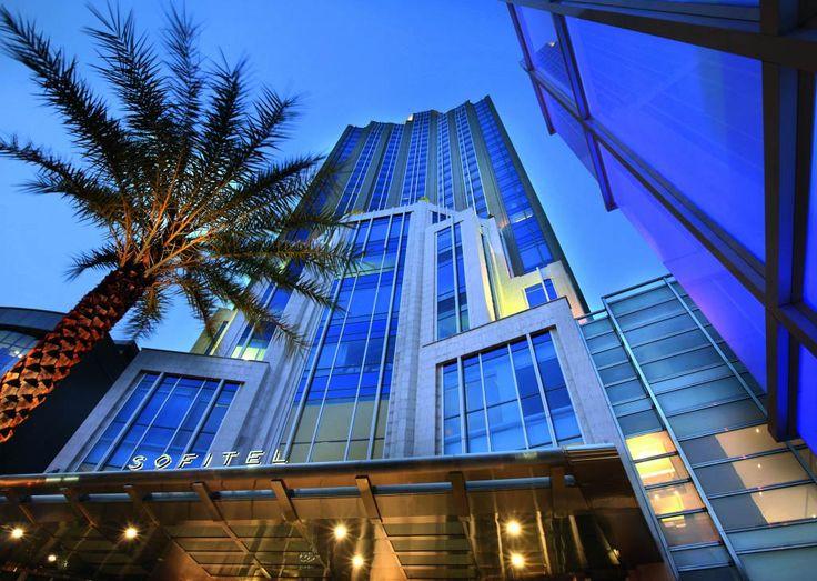 Hotel Sofitel Bangkok Sukhumvit - Luxury hotel BANGKOK - Official Web Site