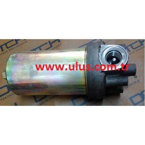 424-16-11650 Cover head, Transmision filter, WA420-1 Komatsu