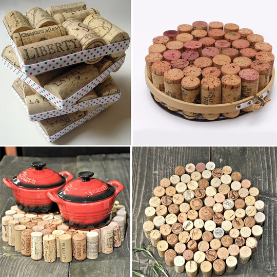 Things Made With Corks: 57 Best Things To Make Out Of Wine Corks & Flat Cork