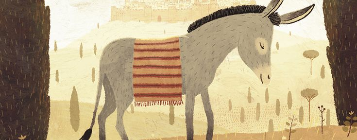 The Donkey Who Carried a King offers a unique perspective on the events of Jesus' Passion Week and calls all believers, both young and old, to follow in the footsteps of the Suffering Servant for the glory of God. Today, listen as R.C. Sproul reads this popular children's book.