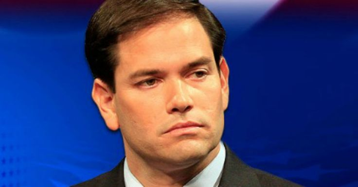 """Unbelievable: Marco Rubio's Classless Response To Cruz Firing Top Staffer"" -- Politistick - 2/22/16 -- Really, Marco Rubio? Pathetic."