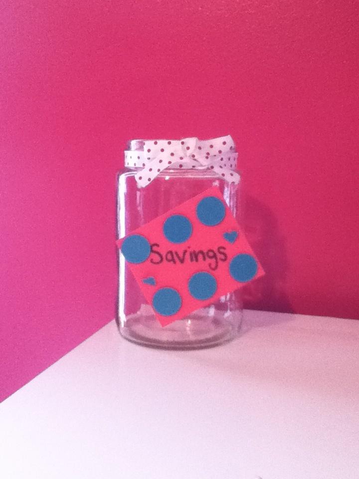 Savings Jar!
