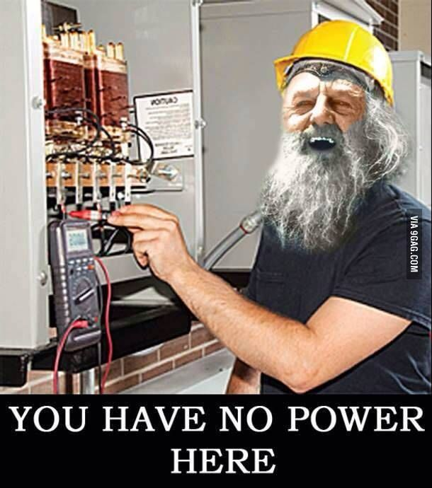 you have no power here meme lord of the rings - photo #14