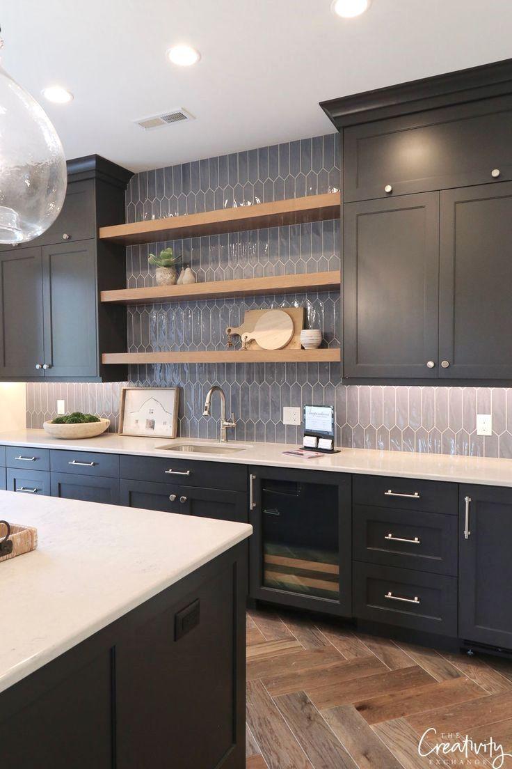 28++ Hale navy kitchen cabinets ideas