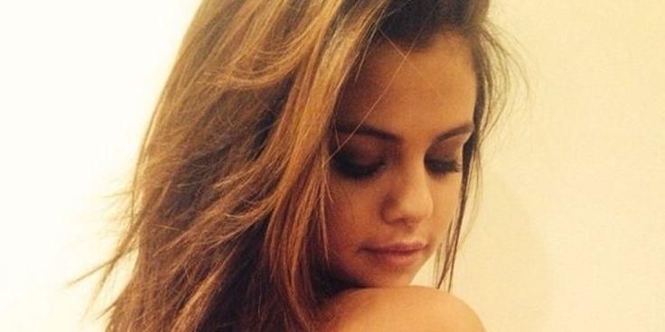 Selena Gomez Has A New Tattoo