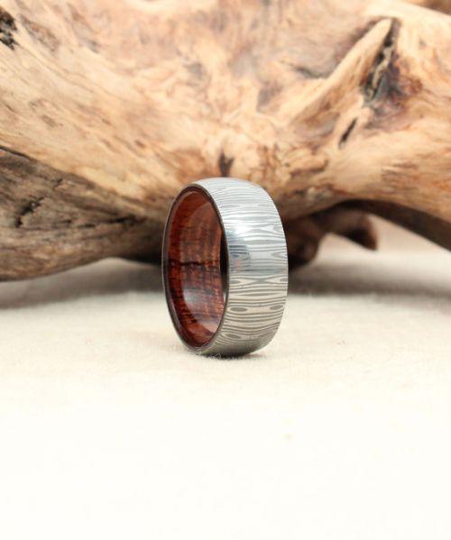 80 strikingly unique mens wedding bands - Unusual Mens Wedding Rings