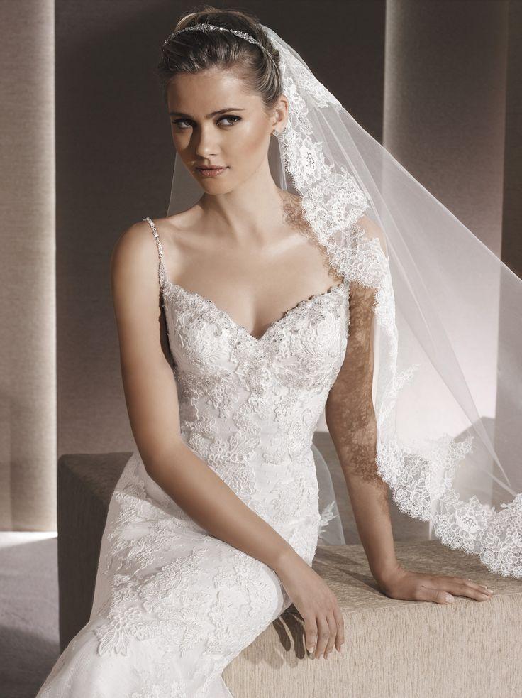 Riley - La Sposa - Esküvői ruhák - Ananász Szalon - esküvői, menyasszonyi és alkalmi ruhaszalon Budapesten
