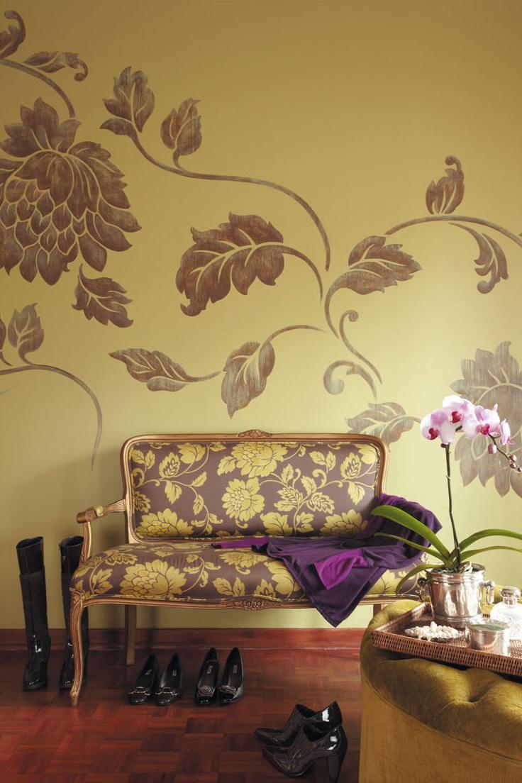 286 best DIY Stencils images on Pinterest | Tiles, Arabesque and ...