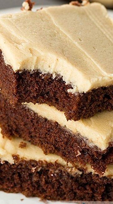 Chocolate Sheet Cake with Peanut Butter Frosting