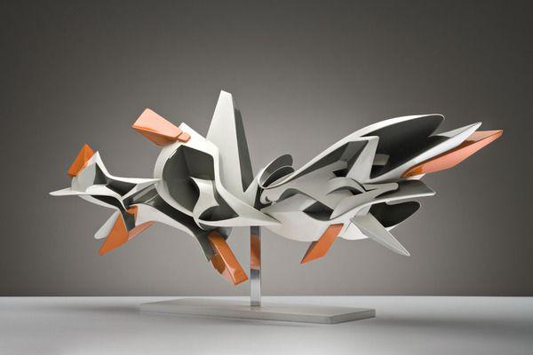 Glossy Sculptures BY:  Peeta EAD RWK