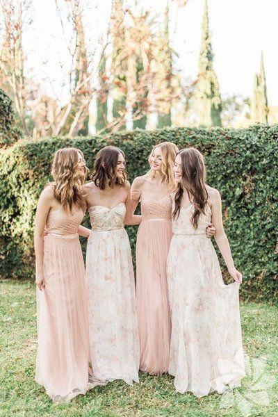 Pinterest'in en güzel nedime elbiseleri