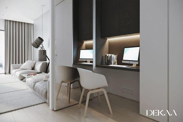 Don't Be Afraid Of The Dark: 4 Lovely Homes With Strong Grey Accents