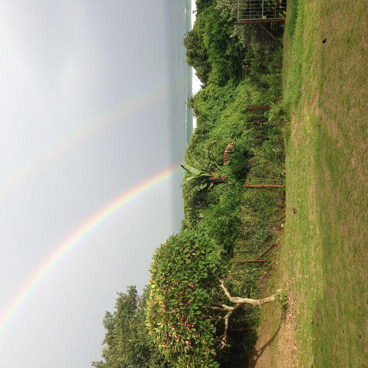 Double Rainbow - Umzumbe Beach House