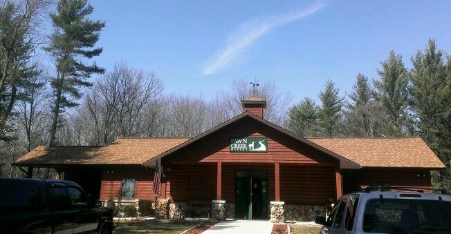 Fawn Creek Winery, Wisconsin. We sampled over 10 different complimentary wines, and several wine slushes. It is a terrific winery with an indoor/outside deck area and gift shop! The staff is wonderful and you will enjoy the wines!