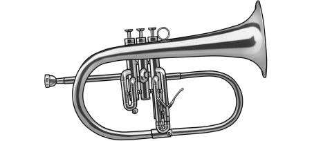 Flugelhorn,Flügelhorn (brass instrument)