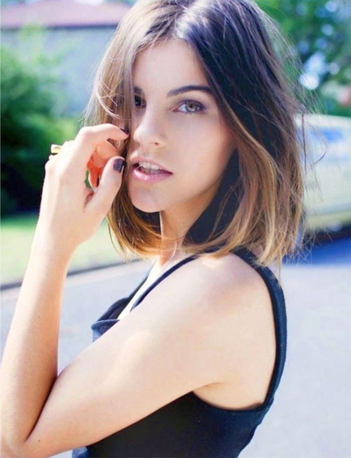 Ombre hair selber machen – der Sunkissed Look zum Nachmachen