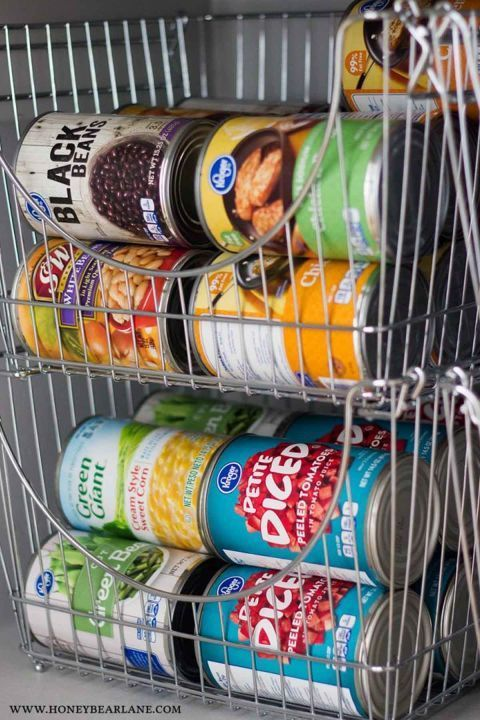 15 Quick And Easy Ways To Organize Your Pantry