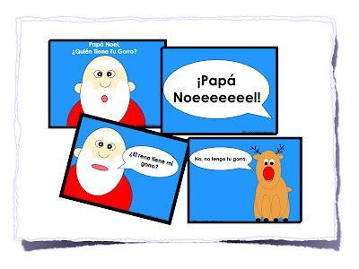 Fun for Spanish Teachers: Fun Christmas Game to Play in Spanish Class