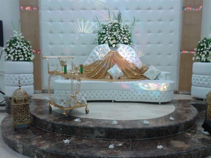 Trone de la mariée 1