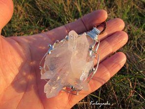 Irena Hufová: Něco málo o krystalu křemene