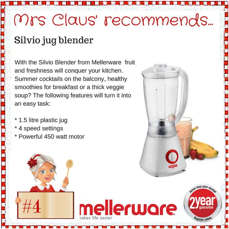 Day 4 - Silvio Jug Blender